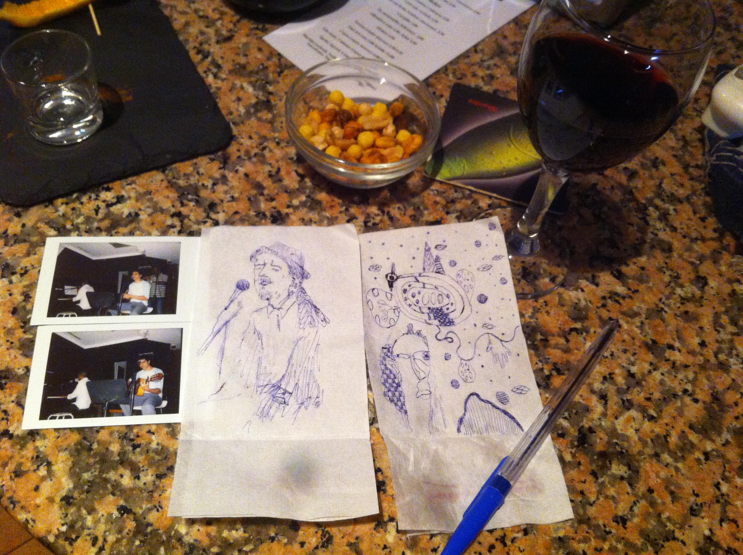 |丁丁的西西歷險記|03音樂與繪畫的即興果醬