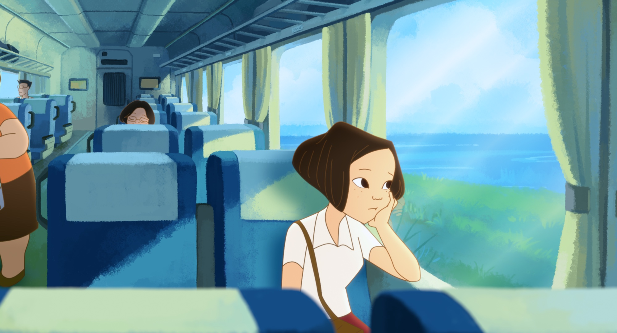  動見 還沒到《幸福路上》的台灣動畫與政治電影