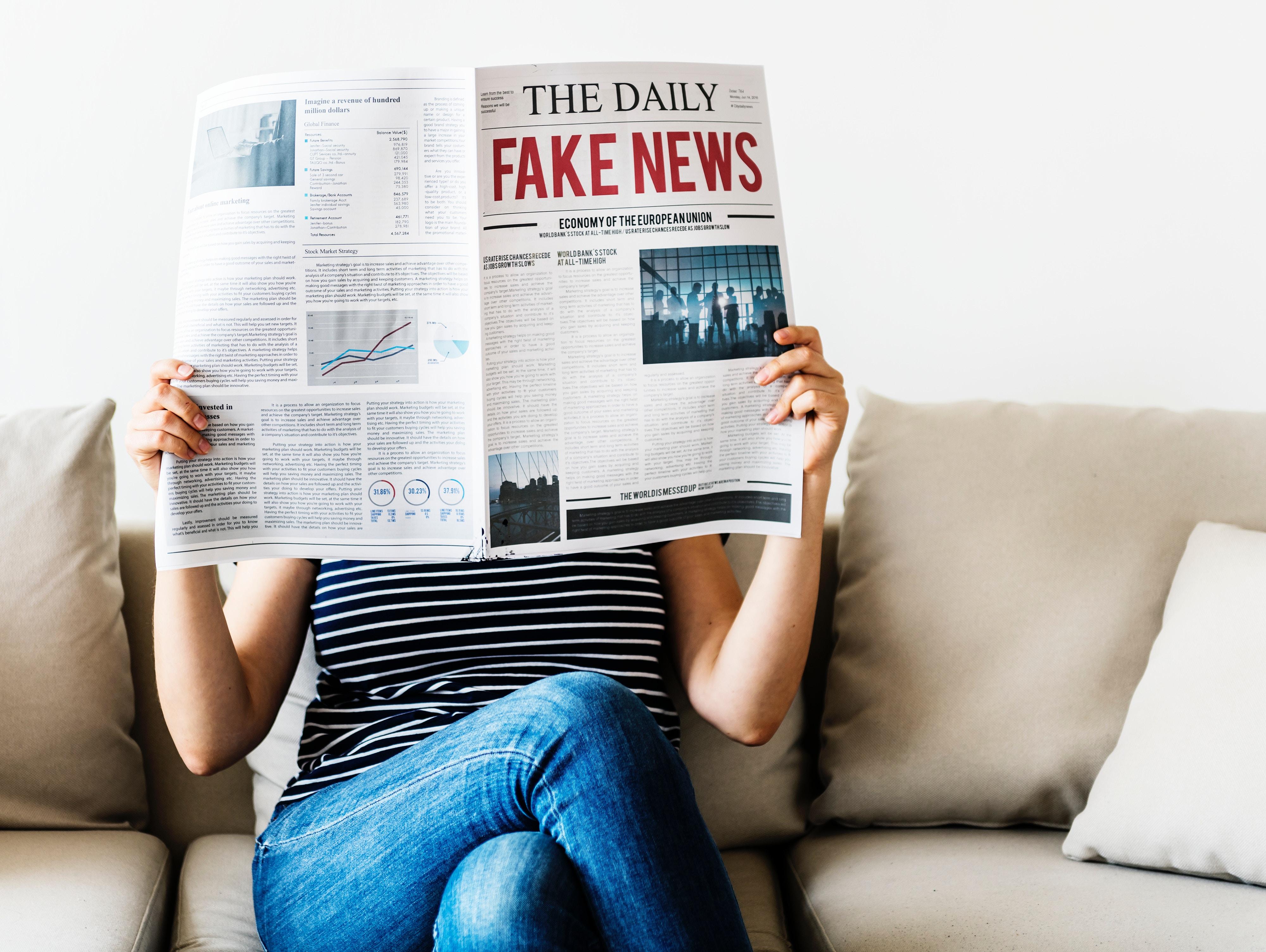 直面「假新聞」:其實你更應該關心社群媒體 因為這才是問題根源…