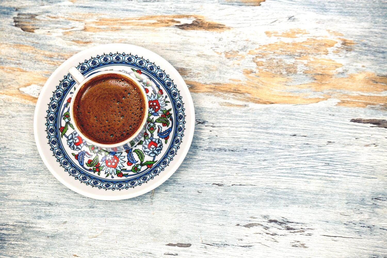 |土裡吐氣|土耳其咖啡二三事