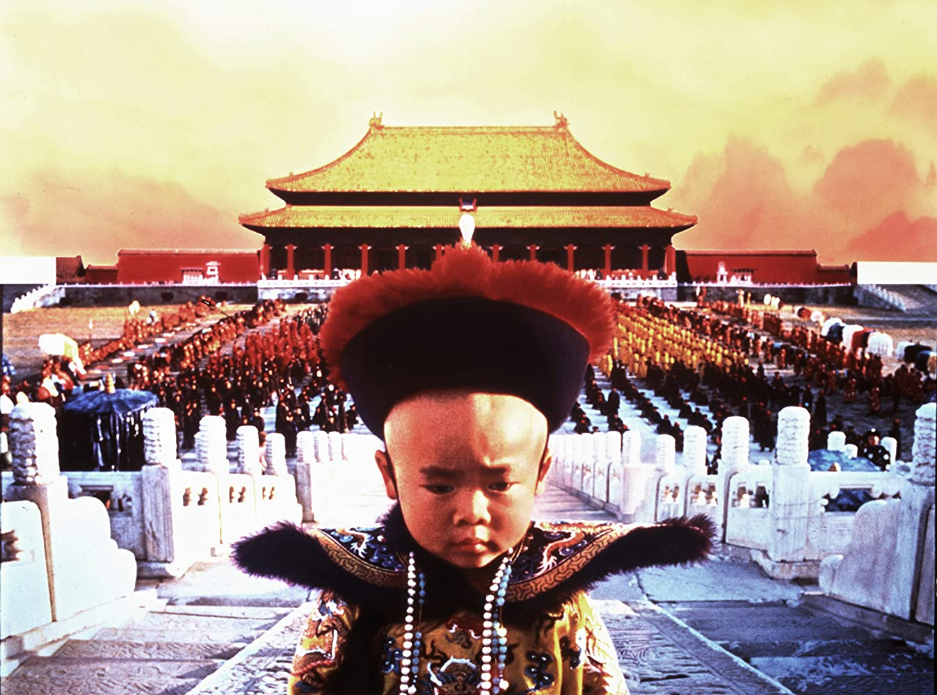 |對我來說這世界|八年級生看《末代皇帝》:溥儀,你是誰?