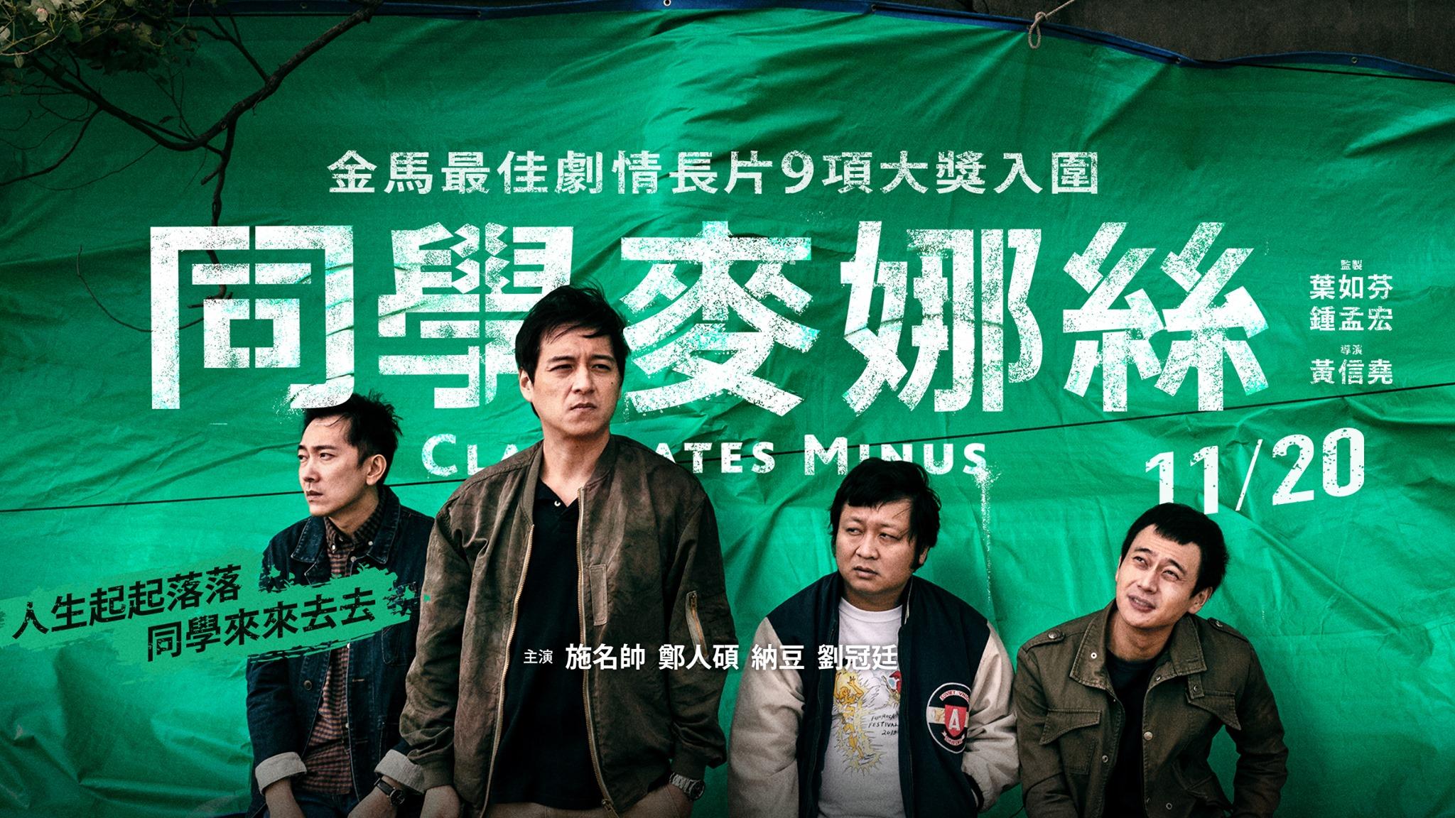 青春回憶與電影批評的界線:關於《同學麥娜絲》與黃信堯